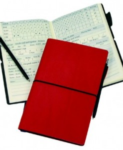 CIAK golf notesbog