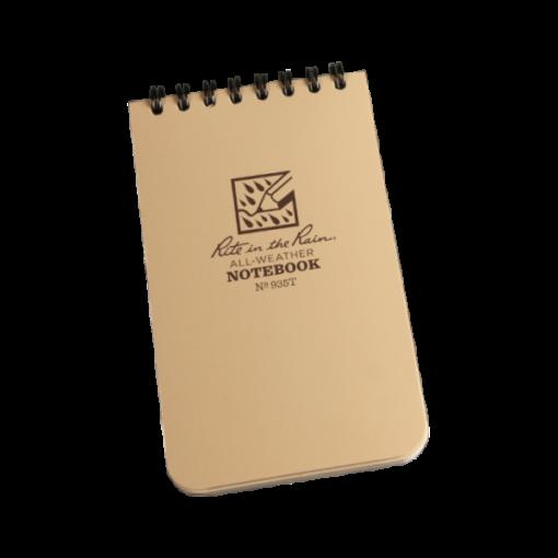 Tactical Pocket Notebook