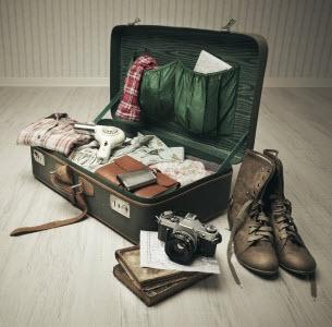 Rejse dagbog