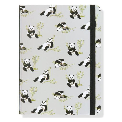 Happy Pandas notesbog